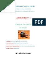 Lab 2 Maq III