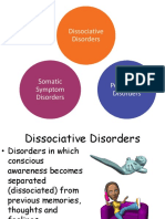 other disorders and dsm v