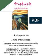 schizophrenia and dsm v