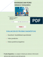Tema 3 Pruebas Diagnosticas