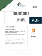 Diagnostico Inicial Lenguaje 8basico