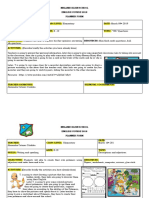 English Course Planner