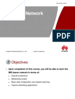 [Basic Training]IMS Bearer Network ISSUE 5.0