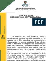 DUADECRETO83