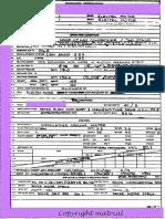 Compressor datasheet