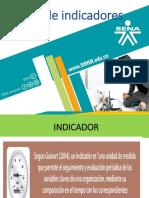 Indicadores Plan de Mercado