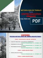 1.-Metodologia de Trabajo