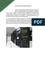 Sist AA 3 Mod Climatizacion Data Center