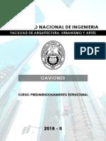 Informe Gaviones