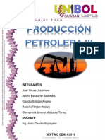 Bombeo Mecánico en La Producción Petrolera III-1