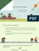 07 Rol de La Familia y Discapacidad