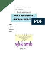 PROYECTO LA REGLA DEL SERRUCHO (MATERIAL DIDACTICO).docx