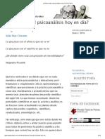 ¿Dónde está el psicoanálisis hoy en día_ _ Topía.pdf