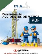 Prevencion de accidentes de trabajo en las manos