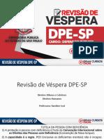 Karoline Leal - Dir. Difusos e Coletivos - Revisão de véspera - DPE -SP.pdf