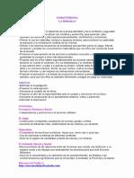 Unidad+Didáctica-La+Biblioteca