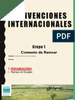 Convención Ramsar(1)