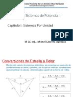 Cap i.c - Sistemas Por Unidad