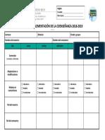 Plan de Coensenanza 2018-19 27Nov18