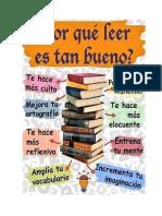 Porque Leer Es Tn Importante