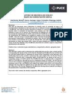 Informe Método Del Cono de Arena y Densímetro Nuclear