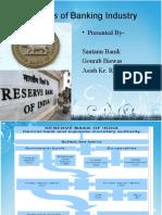 SAPM Presentation-On Banking