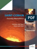 Foundry Monolithics Ferrous Steel en de 1001 Bro