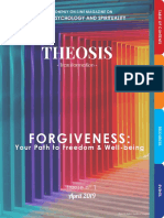 Theosis - Issue 1 - April 2019