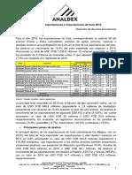 2017 02 Informe Exportaciones e Importaciones de Fruta 2016