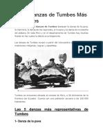 Las 5 Danzas de Tumbes Más Populares.docx