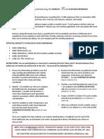 Gulfstream Case Scenario & Instructions