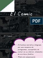 Presentación Comics