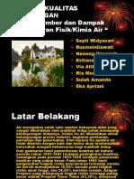 Analisa Kualitas Lingkungan-slide