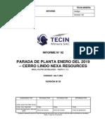 Informe de Sso Formato - Carlos Odar Arroyo - Abril Del 2019