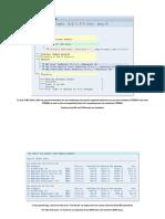 KB TUBS - Testing and Validation