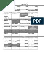 2° semestre 2018 calendario evaluaciones