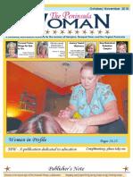 The Peninsula Woman - Oct/Nov 2010