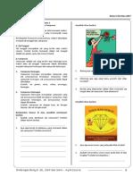 Soal Ulangan Kelas 5 Tema 9