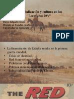 Unidad 7 Roaring Twenties (Locos Años 20's) - Diego A Salgado