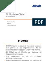 El Modelo CMMI