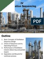 04 Distillation Sequencing