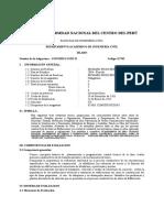 Sílabo_modelo Construccion II (2011-II) Competencia
