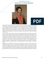 De Bolivar a Dulles - El Panamericanismo Doctrina y Practica Imperialista