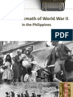 Contemporary Literature in the Philippines