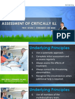NCM106-Assessment of Critically Ill