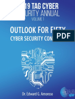 Volume 1 - 2019 TAG Cyber Security Annual