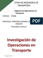 1.Maestria Investigacion Transporte