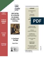 Evolucion Historica Del Notariado en America Latina y Guatemala (Revista)