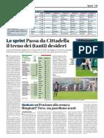 La Provincia Di Cremona 15-04-2019 - Lo Sprint