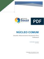 Nc Relacionamento Interpessoal e Etica Profissional Instituto Souza